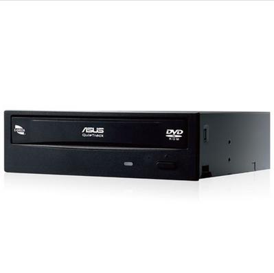 华硕光驱 DVD-E818A9T 18X光驱 黑色 工包