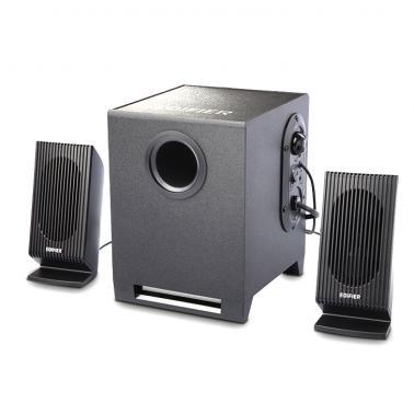 漫步者(EDIFIER) R88 2.1声道电脑多媒体低音炮小音箱有源音响 2套