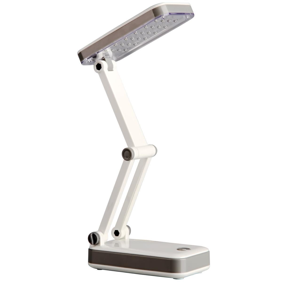得力led折叠式充电台灯(3676)