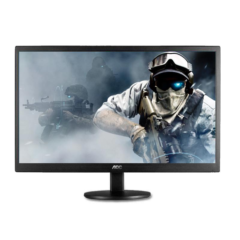冠捷(AOC) E2070SWNE 19.5英寸LED背光节能窄边框液晶显示器