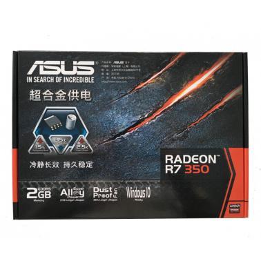 华硕(ASUS)R7350-2GD5  显卡 AMD R7系列