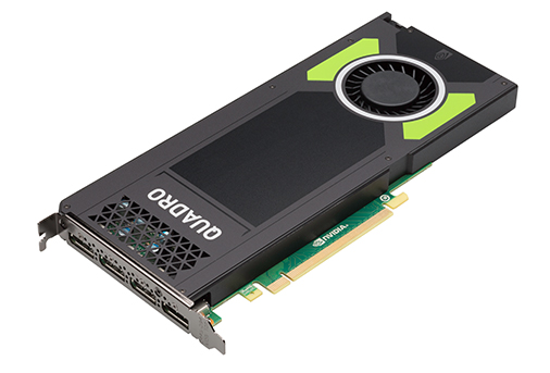 丽台Quadro M4000 8GB GDDR5/256位/192GBps 专业显卡