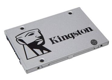 金士顿(Kingston)UA400系列 120G SATA3 固态硬盘