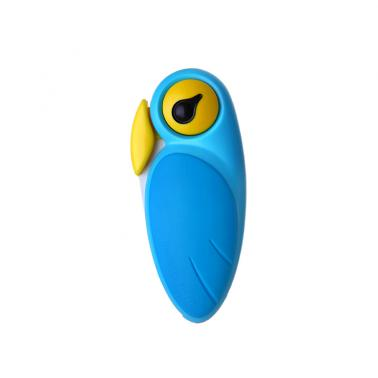 ArtiArt 创意陶瓷媚鸟刀 折叠水果刀 削皮刀