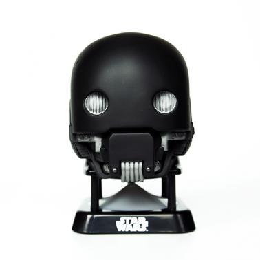 CAMINO 星球大战K-2SO机器人头盔蓝牙音箱 黑色