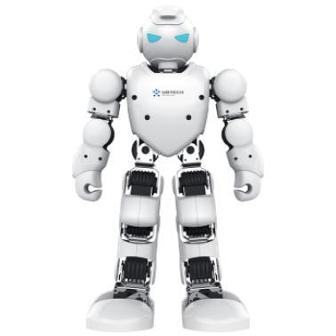 优必选阿尔法Alpha 1P智能机器人玩具 儿童电动遥控机器人 Alpha 1P