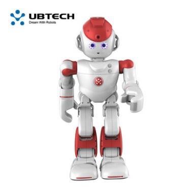 优必选阿尔法Alpha 2二代智能机器人玩具 儿童电动遥控机器人 Alpha2