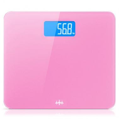 乐心体重秤A3家用智能人体精准健康减肥称便携多功能体重计电子秤