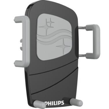 飞利浦 DLK35001 车载手机支架 空调出风口支架 360度导航仪支架