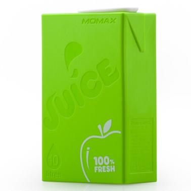 摩米士iPower Juice Plus果汁移动电源(10000mAh,5V2.4A+1A)
