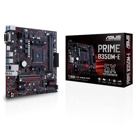 华硕(ASUS)PRIME B350M-E 主板