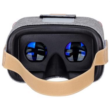 MOMAX摩米士VR虚拟现实3D眼镜智能手机家庭影院游戏BOX头戴式成人