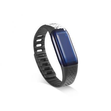 乐心mambo智能手环蓝牙计步器震动提醒苹果安卓男女防水运动手表带点腕带黑色