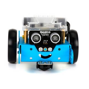 Makeblock 新版mBot教育机器人套件 可编程智能机器人 无线遥控儿童益智拼装玩具