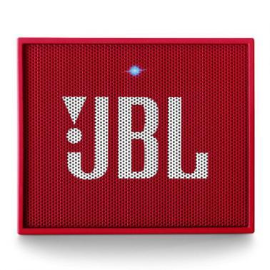 JBL GO 音乐金砖 蓝牙小音箱 音响 低音炮 便携迷你音响 音箱 红色