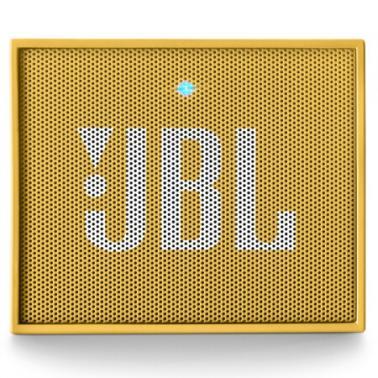 JBL GO 音乐金砖 蓝牙小音箱 音响 低音炮 便携迷你音响 音箱 黄色