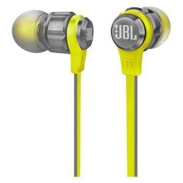 JBL T180A 立体声入耳式耳机 耳麦 一键式线控 麦克风 灰色